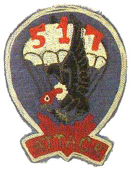 History of the 517 PRCT patch