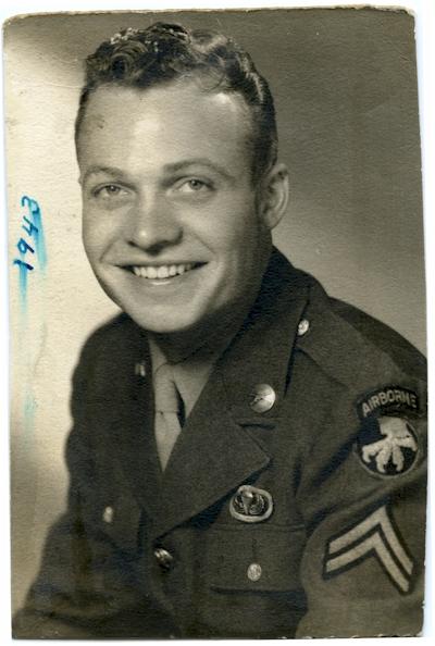 Sgt  Robert J  Miller  I Company  517 Prct